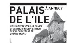 Dépliant Palais de l'Île Annecy