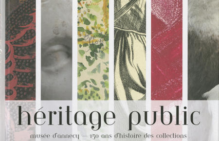 Les catalogues des expositions produites par les musées de l'agglomération d'Annecy